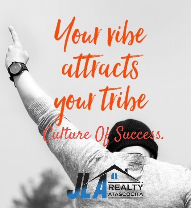 JLA Atascocita – Your vibe attracts your tribe. Join the culture of success!