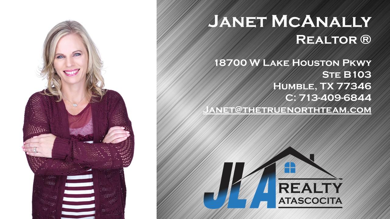Janet McAnally