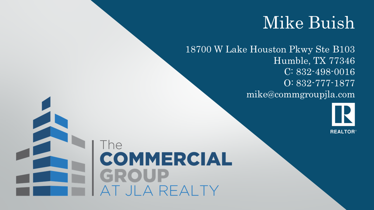 Mike Buish Commercial